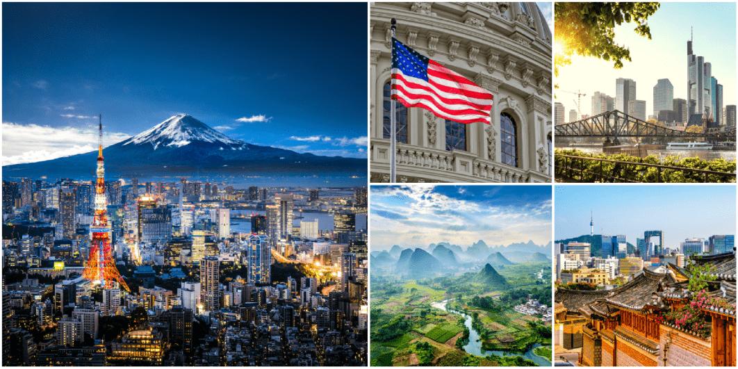 Voici les 15 pays les plus riches du monde
