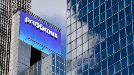 5G-netwerk Proximus