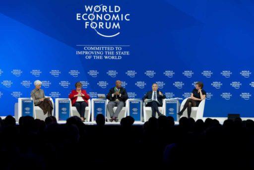 Wereld Economisch Forum in 2021 volledig geschrapt