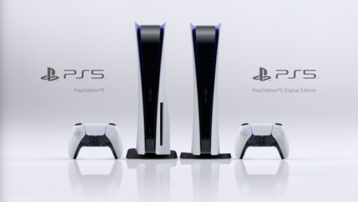 Jeux et look : voici enfin la PS5