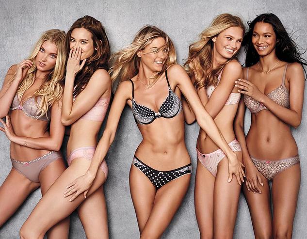 6 geheimen van Victoria's Secret modellen