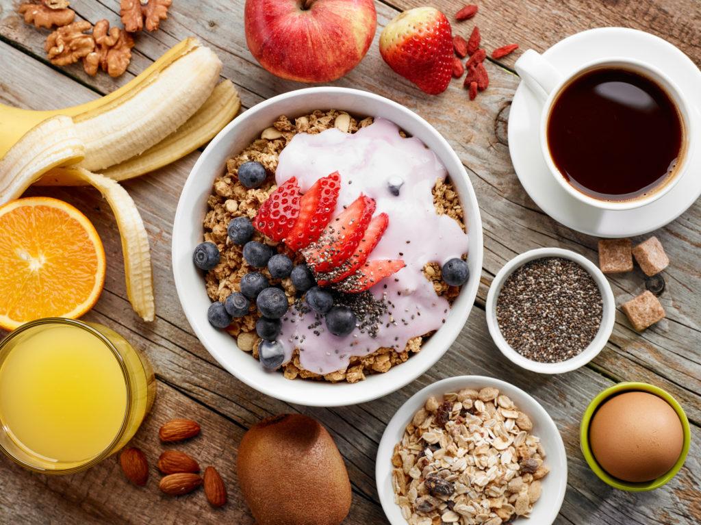 Gezond genieten: 6 X ontbijten onder de 300 calorieën!