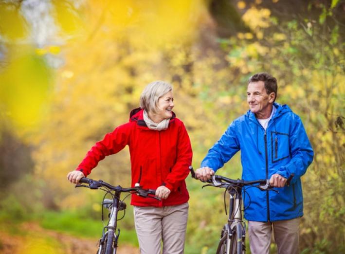 6 raisons pour faire du vélo