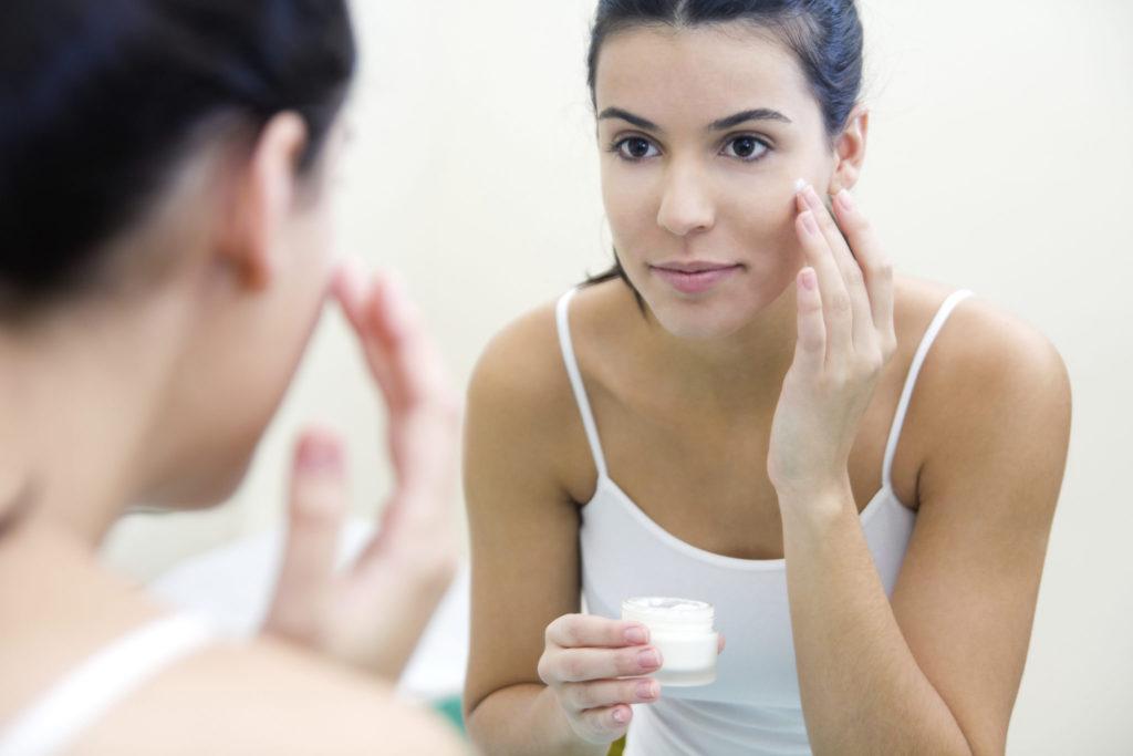 6 tips tegen een vette huid