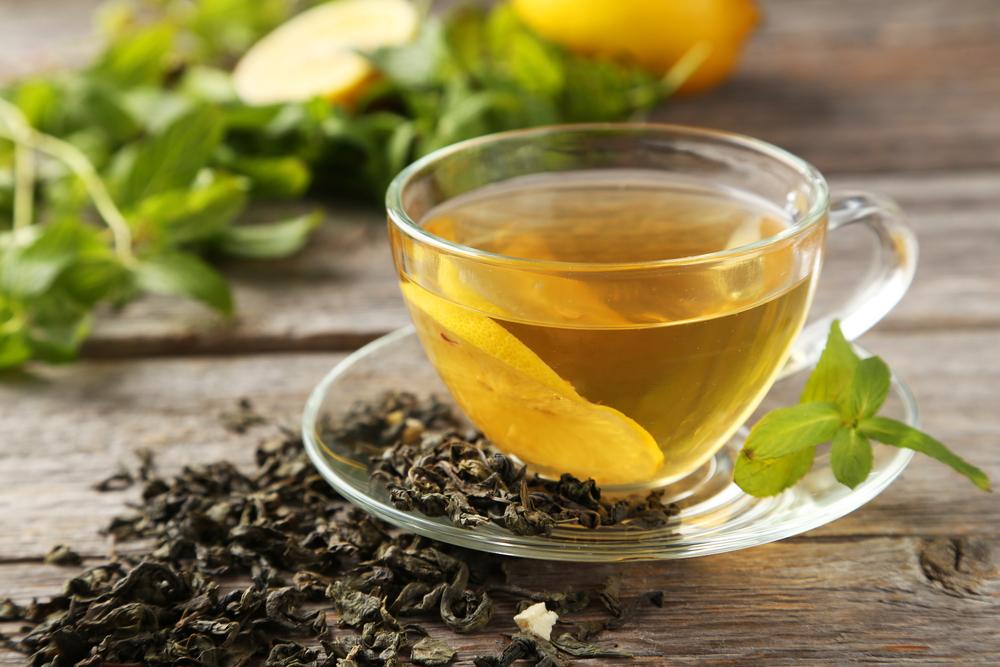6 x gezonder met groene thee