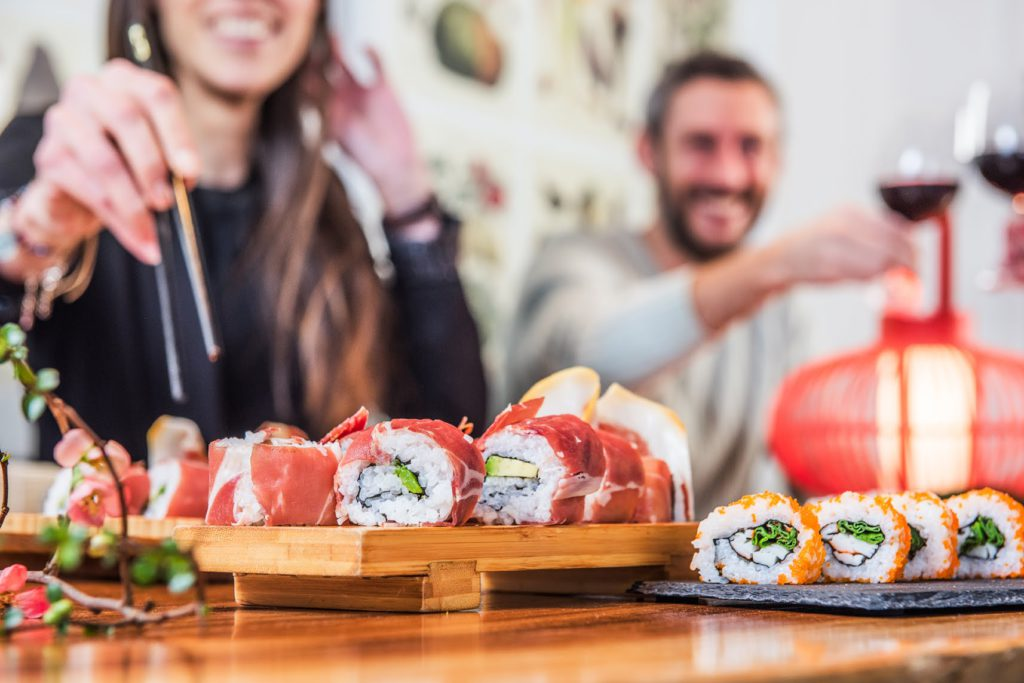 7 dingen die je moet weten voor je sushi eet
