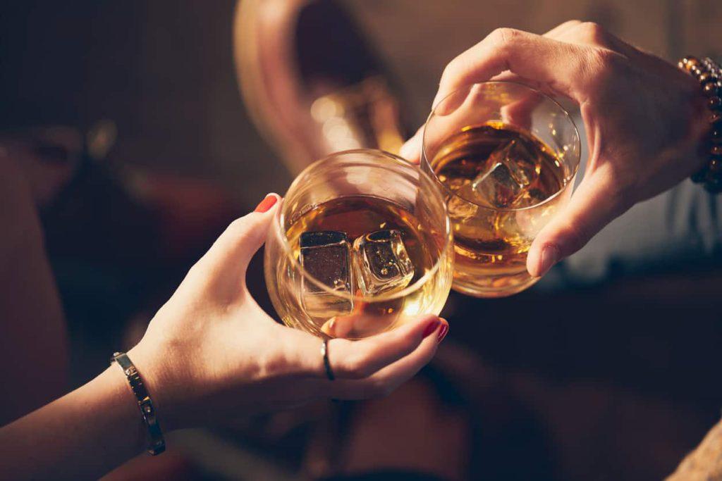 7 effets du whisky