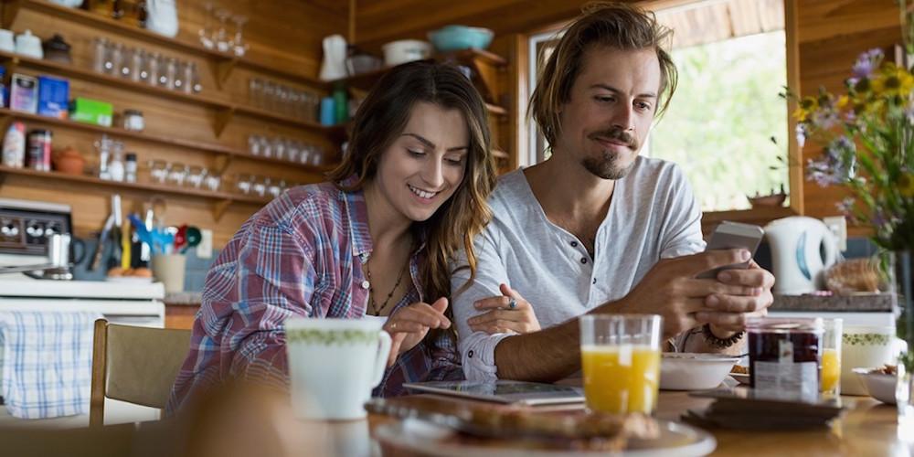 7 herkenbare situaties voor iedereen die samenwoont