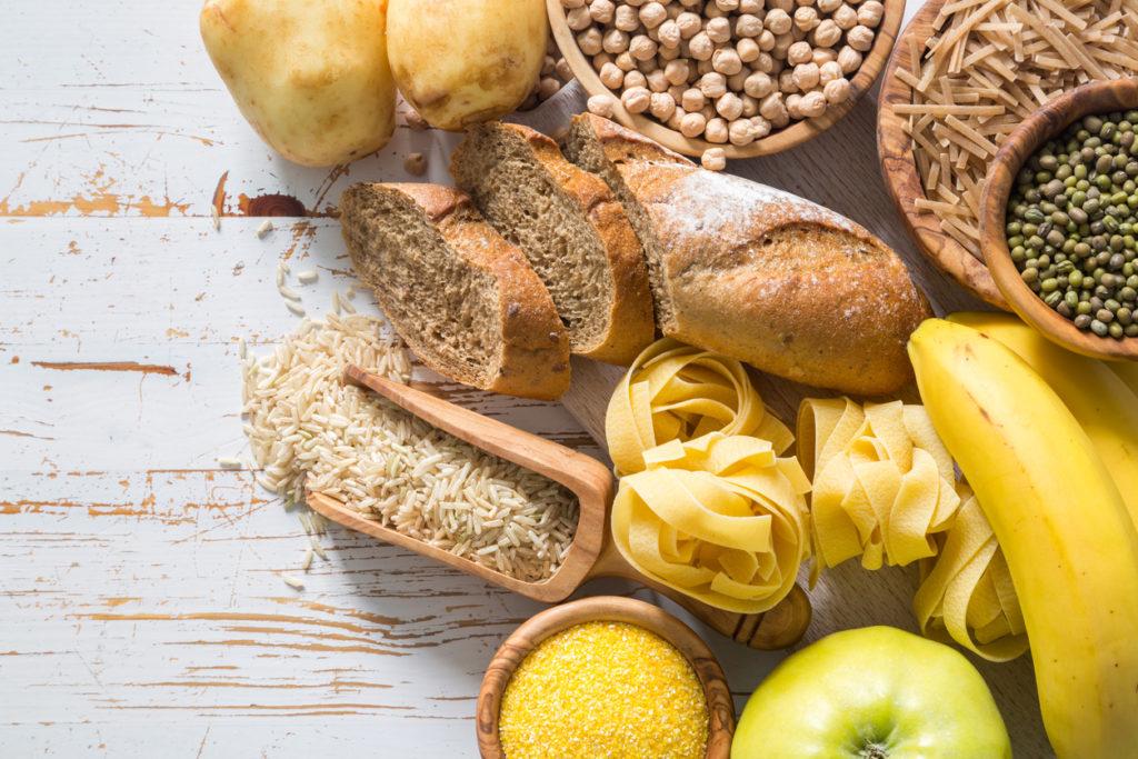7 manieren om minder koolhydraten te eten