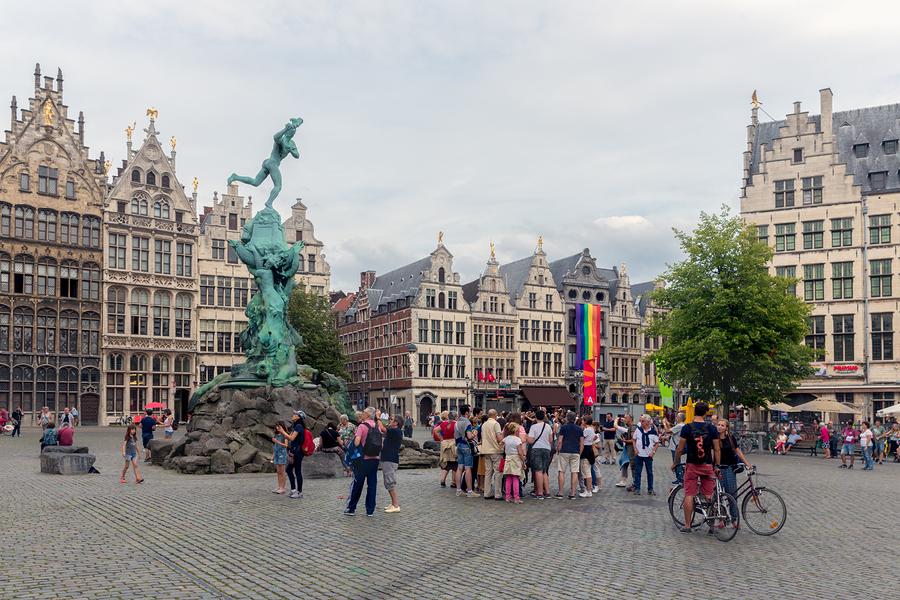 De 7 meest romantische plekjes in Antwerpen