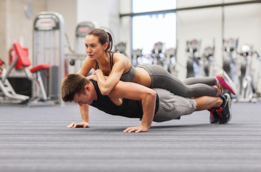 7 redenen om plank-oefeningen te doen