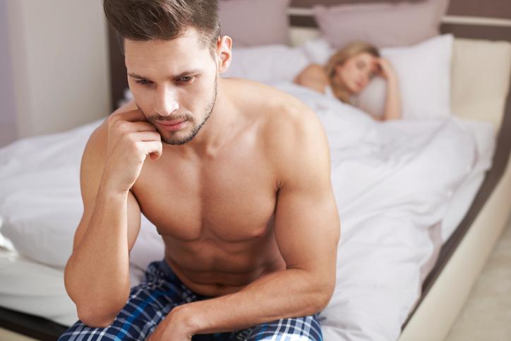 7 signalen dat hij ontevreden is over jullie seksleven