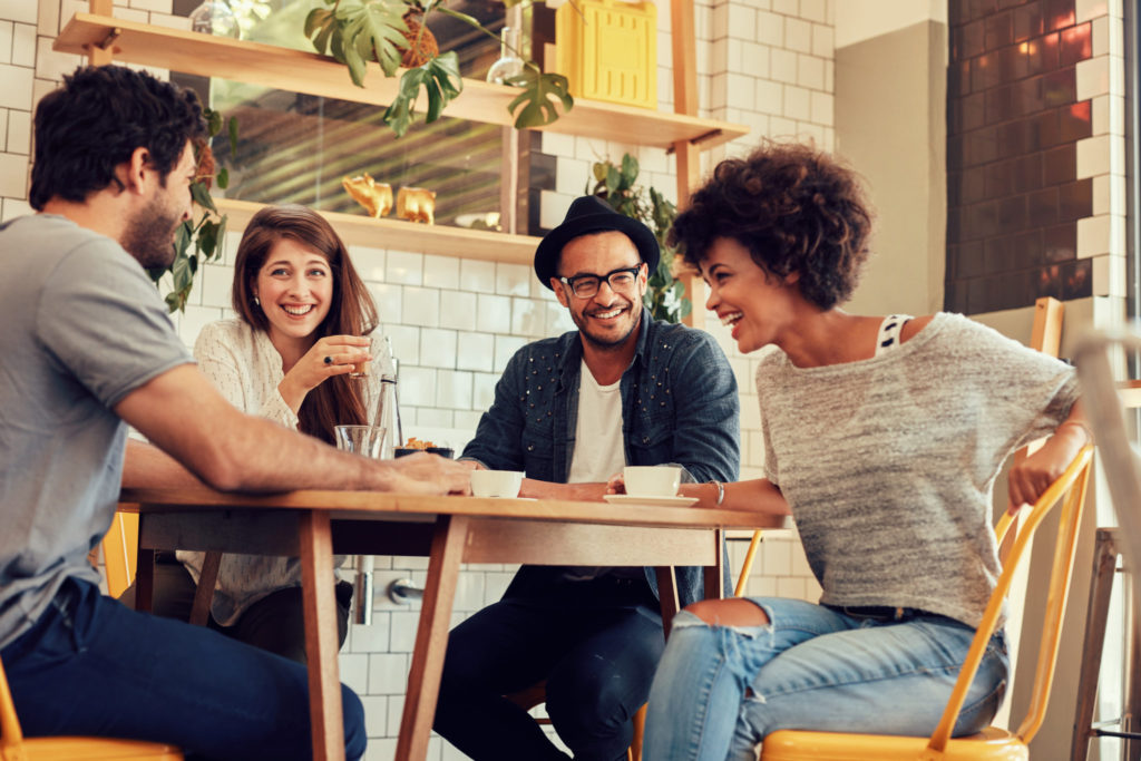 7 signalen dat jullie écht 'friends for life' zijn