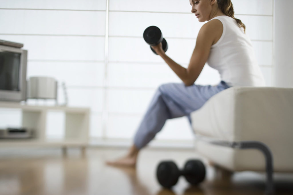8 fitnessapparaten voor thuis