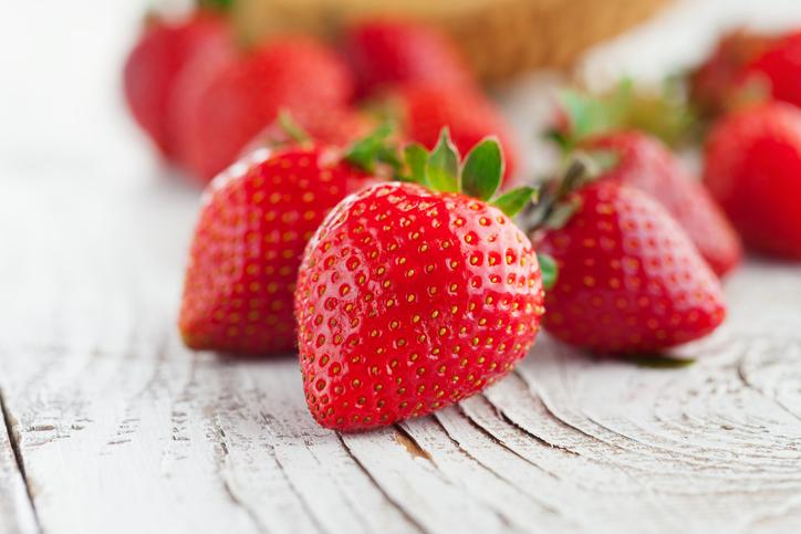 8 redenen waarom aardbeien zo gezond zijn