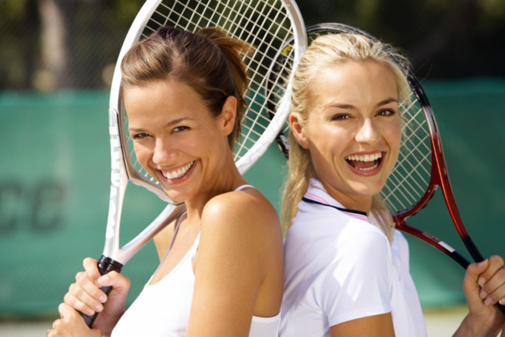 8 redenen waarom iedereen moet starten met tennis