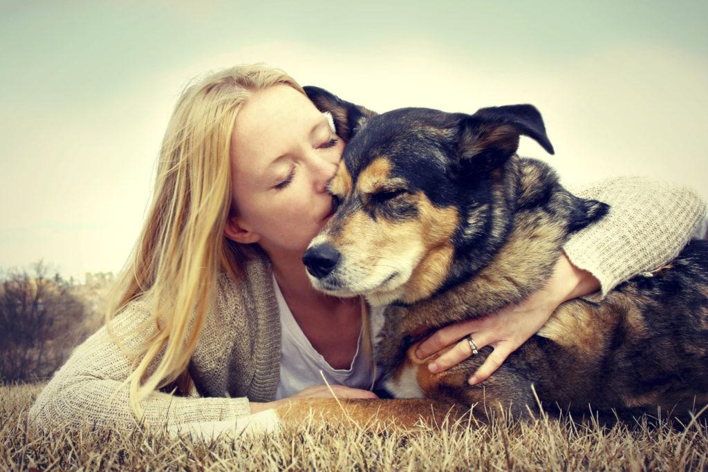 8 redenen waarom mensen met huisdieren gelukkiger zijn!
