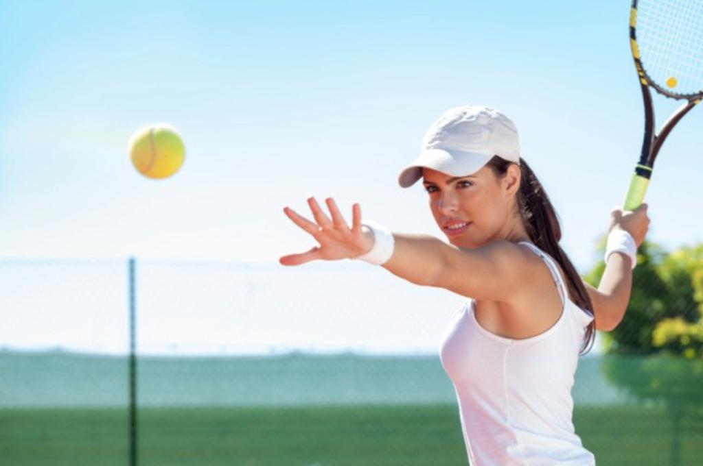 8 redenen waarom tennis geweldig is