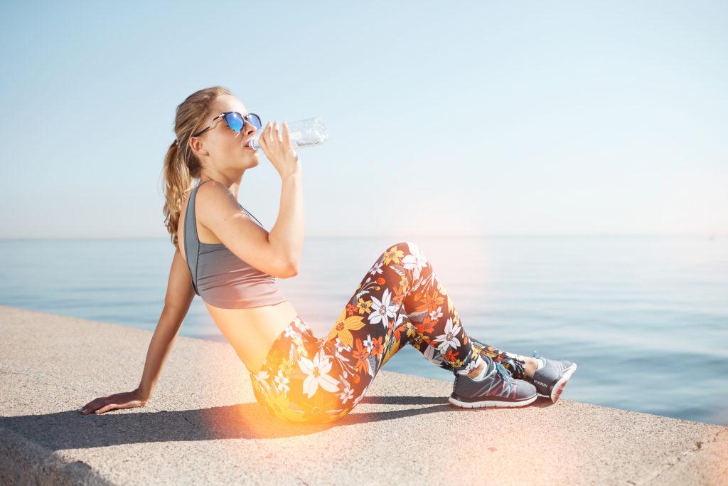 8 signalen dat je te weinig water drinkt
