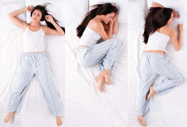 8 slaaptypes die iedereen herkent