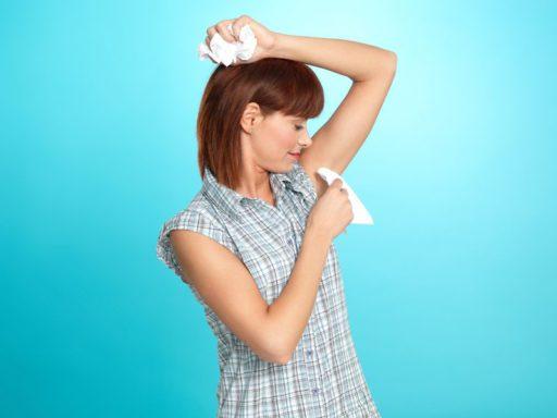 8 tips tegen zweetvlekken die iedereen moet kennen