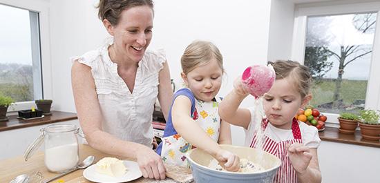 8 trucjes die helpen als je kind niet wil eten