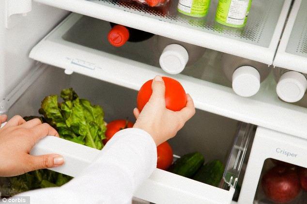 8 voedingsmiddelen die je nooit in de koelkast mag bewaren