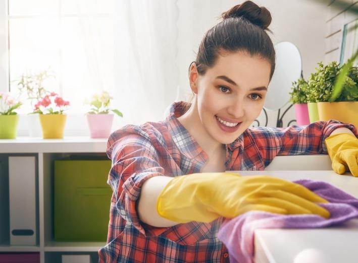9 astuces pour un parfait nettoyage du printemps