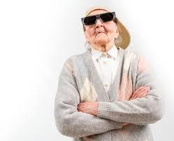 9 bewijzen dat jij de coolste oma hebt