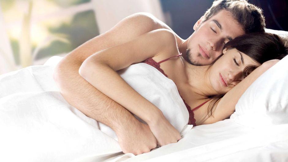 9 geheime signalen dat je lief een beest in bed is