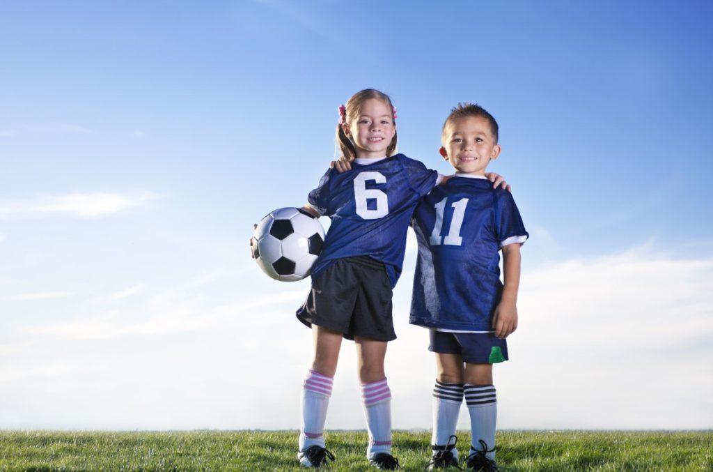 9 redenen waarom elk kind zou moeten sporten