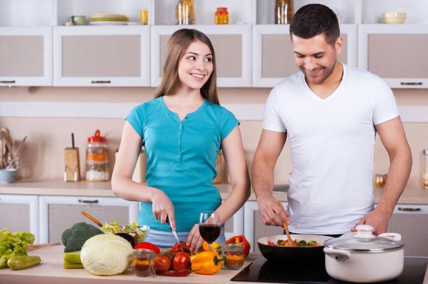 9 Redenen waarom een Vegetariër het ideale lief is