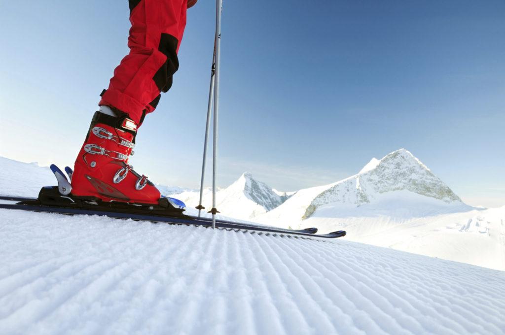 9 tips voor de beginnende skiër