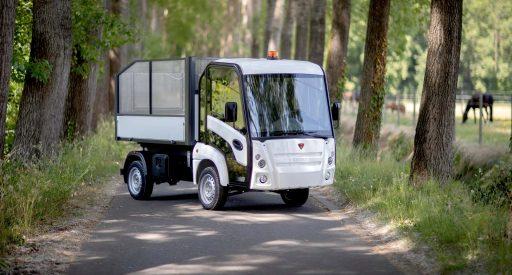 L'État mise sur des camionnettes électriques 'made in Belgium'