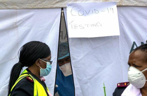 L'Afrique manque de tests pour répondre efficacement à la pandémie
