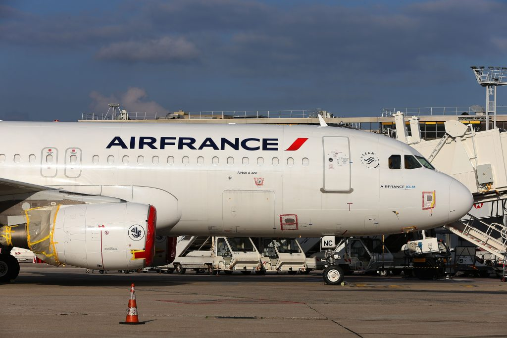 Air France jobs bedreigd