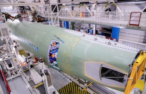 Leveringen Airbus op laagste niveau in zestien jaar