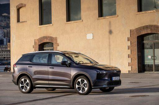 Piepjonge Chinese e-autobouwer Aiways lanceert verkoop in Nederland
