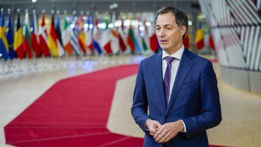 Alexander De Croo EU