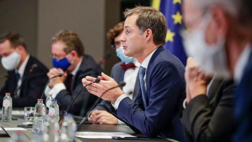 De Croo en co grijpen opnieuw initiatief met sneller Overlegcomité en ochtendlijke persconferentie