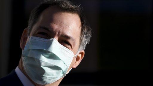 De Croo défend son ministre de la Santé et les règles strictes pour Noël
