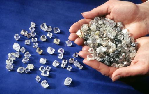 'La demande de diamants est à nouveau en hausse'
