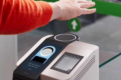 Amazon One maakt van uw hand een kredietkaart