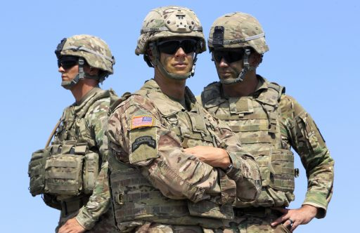 Duitsland betaalde voorbije tien jaar bijna 1 miljard euro voor stationering Amerikaanse militairen