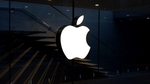 Apple logo 3