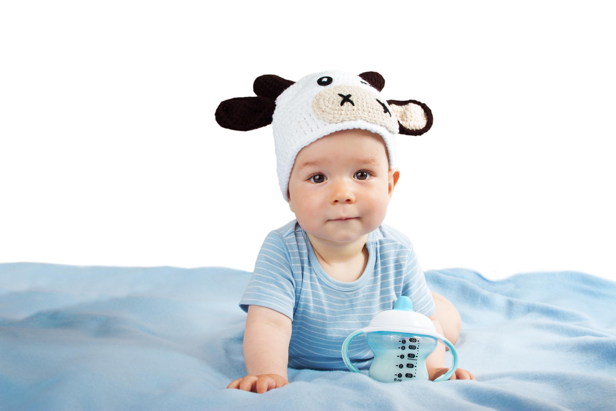 Le lait : une part importante de l'alimentation de votre bébé dès 6 mois !