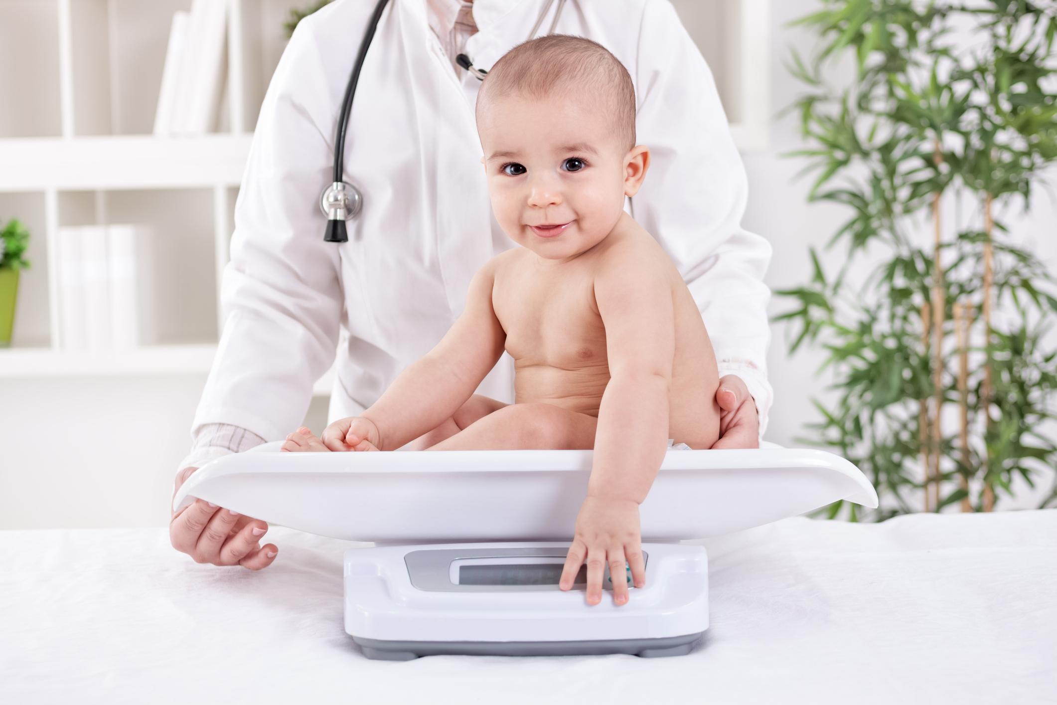 A quelle vitesse grandit votre bébé ?