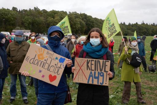 'Europese klimaatbank' financieert aanleg Duitse autostrade