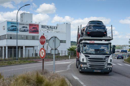 Renault bouwt een fabriek rond het concept van duurzame mobiliteit