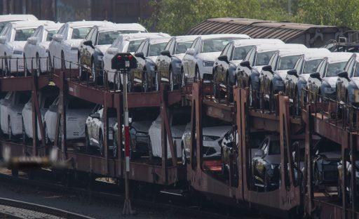 Europese autoverkoop moet hoop op snel herstel opbergen